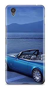 PCM High Quality Printed Designer Polycarbonate Hard Back Cover for Sony Xperia X - Matte Finish - Color Warranty - 2739