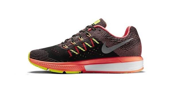 uk availability 950b4 ae368 Nike Women s WMNS NIKE AIR ZOOM VOMERO 10 Running Shoe, Orange (Orange  Silver), 4 UK  Amazon.co.uk  Shoes   Bags