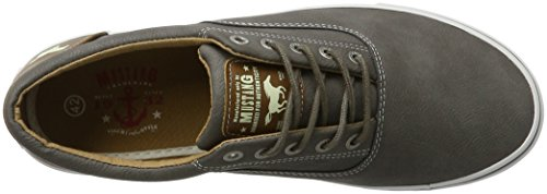 Mustang Herren 4101-303-2 Low-Top Grau (2 Grau)