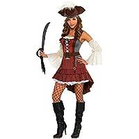 Disfraz de Pirata elegante para mujeres en varias tallas