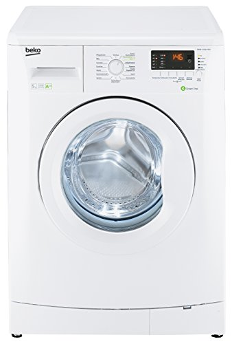 BEKO WMB 51232 PTE - LAVADORA (INDEPENDIENTE  COLOR BLANCO  FRENTE  5 KG  1200 RPM  B)