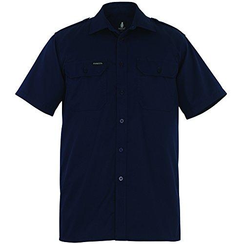 Preisvergleich Produktbild Mascot Savannah Shirt 43-44, marine, 00503-230-01