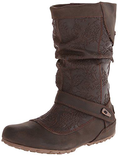 Merrell Haven Pull Boot Brown