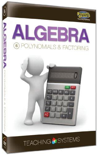 Preisvergleich Produktbild Algebra Module 6: Polynomials & Factoring [DVD] [Import]