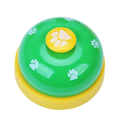 Zaote Haustier Ausbildung Bell Hund Töpfchen Schulung Glocke Vorrichtung Hundewelpe