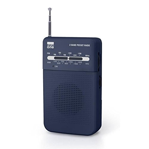 New-One R 206 - Radio, Black