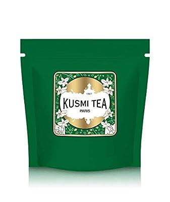 Kusmi Tea - Thé Vert aux Fruits Rouges - Etui de 100g