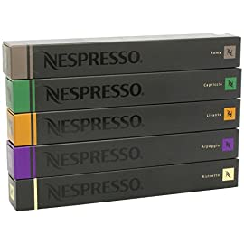 50 Nespresso Capsules (Choice of Flavours)