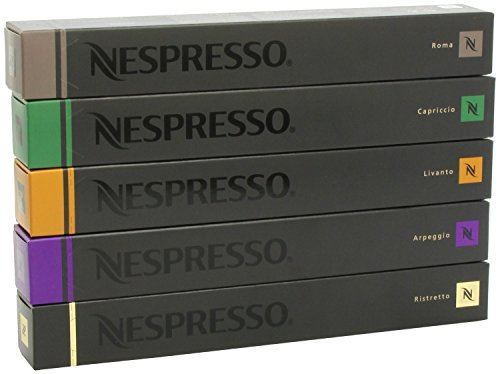 50 Nespresso Capsules (Choice of Flavours)  50 Nespresso Capsules (Choice of Flavours) 41tMqFJ3DKL