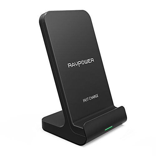 RAVPower Caricabatterie Wireless Quick Charge 10W a 17,59€ con coupon