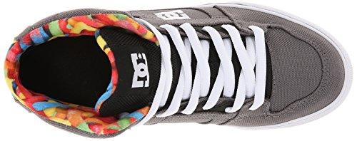 Kinder Sneaker DC Spartan High Tx Sneakers Boys dk shadow/black