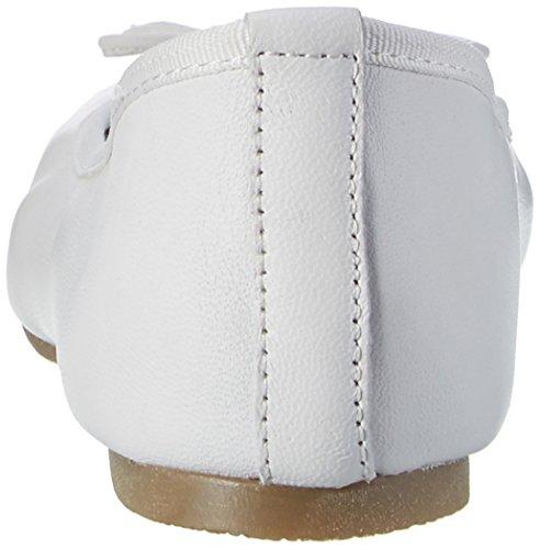 Marco Tozzi Premio 22117, Ballerines Femme Blanc (White 100)