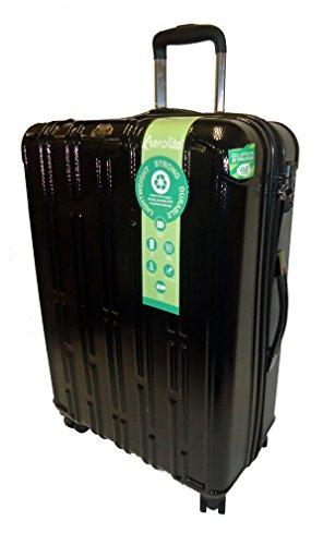 Aerolite 8ruota Go Green Set Di Valigie Realizzata In Materiale pet riciclato 21