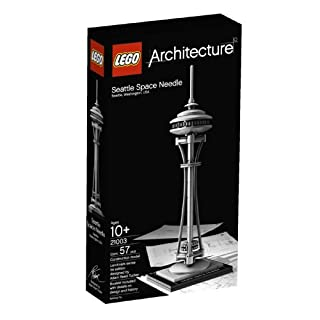 LEGO Architecture Seattle Space Needle (21003) [Toy] (japan import) (B0025W1PMS) | Amazon price tracker / tracking, Amazon price history charts, Amazon price watches, Amazon price drop alerts