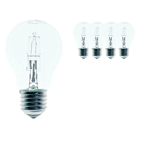 osram-halogen-classic-a-eco-64543-energy-saving-light-bulb-a-46-w-clear-e27-fitting-pack-of-5