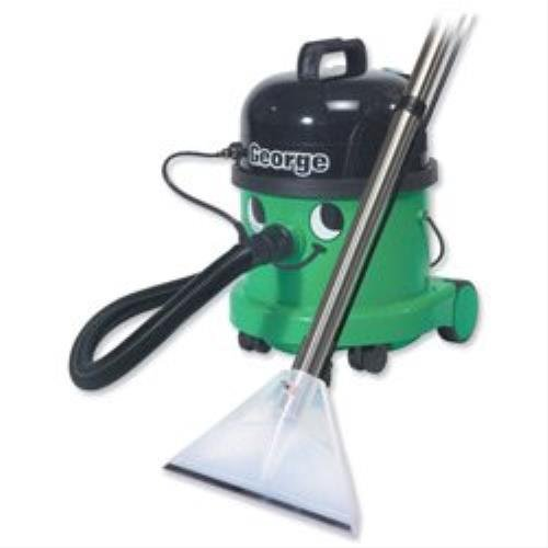 Brand New. Numatic George Vacuum Cleaner All-in-One 1200W 15L Dry 9L Wet 8.8kg W355xD355xH515mm Green Ref GVE370A26