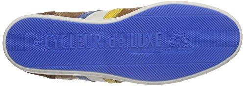 Cycleur De Luxe Wels - Scarpe da Ginnastica Basse Uomo Marrone