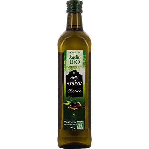 Jardin Bio Huile D'Olive Vierge Extra Bio 75Cl - Prix Unitaire - Livraison Gratuit En France métropolitaine sous 3 Jours Ouverts