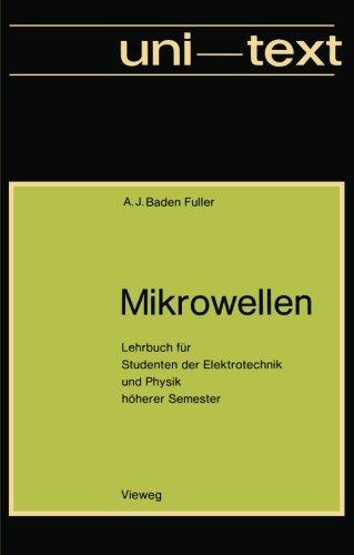 Mikrowellen-Lehrbuch-fr-Studenten-der-Elektrotechnik-und-Physik-hherer-Semester