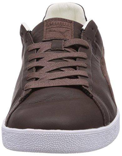 Puma Modern Court Lo Lthr Herren Sneakers Braun (castagna 03)