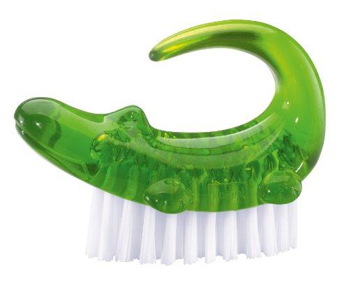 koziol-dundee-cepillo-para-limpieza-de-uas-color-verde