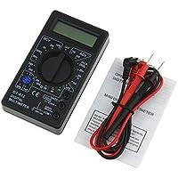prise UE Oscilloscope OWON 100-240V XDS3104E Oscilloscope num/érique /à faible bruit /à /écran tactile 100 MHz 4CH 8 bits