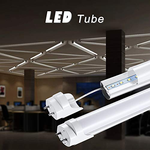 Centitenk T8 Decken Tube Lights, AC 85V-265V T5 24W 2000 Lumen -