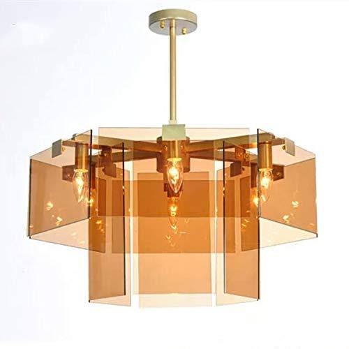 6-Lámpara Empotrada De Luz Downlight-Diseñadores, 110-120V/220-240V Bombilla No Incluida/10-15 ㎡/E12/E14,Orange