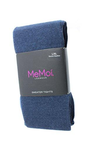 MeMoi - Legging de sport - Femme Denim Heather