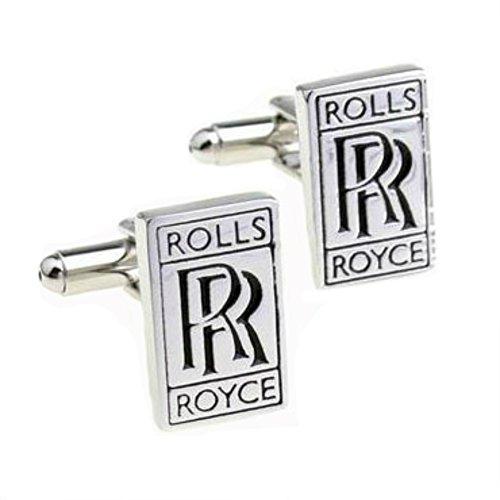 Superhelden Rolls Royce LOGO SUV Auto Manschettenknöpfe