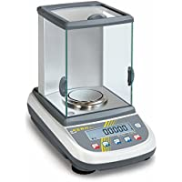 Analytical balance [Kern ALS 160-4A] Precision and price down to a point, Weighing Range [Max]: 160 g, Readout [d]: 0,1 mg, Reproducibility: 0,1 mg, Linearity: 0,3 mg - Analytical Balance