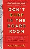 Don't Burp in the Boardroom - Rosalinda Oropeza Randall