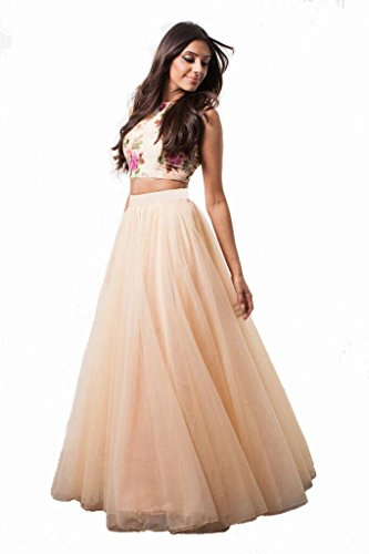HMP Fashion Women\'s Latest Heavy Printed Trendy Lehenga choli - Dress material Free Size Festival Special Sale 50% OFF