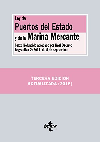 Ley de Puertos del Estado y de la Marina Mercante (Derecho - Biblioteca De Textos Legales)