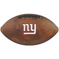 Unbekannt Wilson WTF1539XB NFL JR. Throwback Club Giants