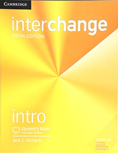 Interchange. Level Intro . Student's book. Con Contenuto digitale (fornito elettronicamente)