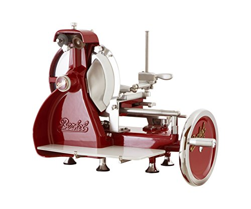 Berkel B2, un ambito strumento di contenute dimensioni pensato per essere usato nelle cucine di casa nostra o per diventare oggetto di arredamento da far troneggiare fieramente sul suo piedistallo nei nostri salotti o nelle nostre sale da pranzo. La ...