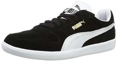 Puma Icra Trainer 356222 Unisex-Erwachsene Sneaker, Schwarz (black-white 01), EU 41 (UK 7.5) (US 8.5)