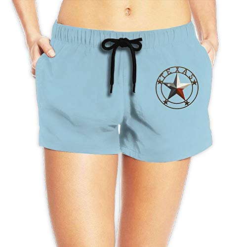 Western Texas Star Women's Cute Hot Pants Sexy Low