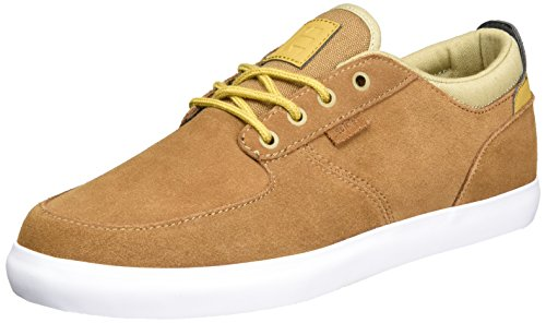 Etnies Hitch Homme Baskets Mode Fauve Fauve