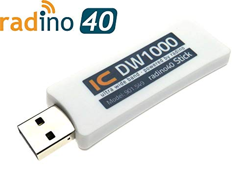 radino40 DW1000 USB-Stick für Ranging und RTLS, Ultra Wideband (UWB), Bluetooth® Ultra-wide-band-usb