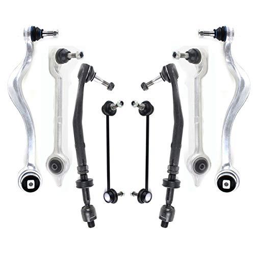 RA10 Jeu de 8 bras de suspension avant