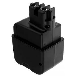 Batterie pour metabo modèle/réf. 6.30070.00, 9,6V, NiCd [ Batterie outil électroportatif ]
