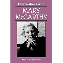 Conversations with Mary McCarthy (Literary Conversations Series) (2011-03-30)