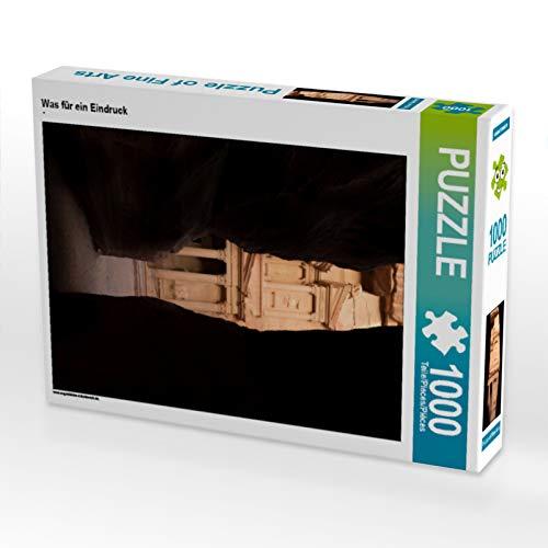 CALVENDO Puzzle was für EIN Eindruck 1000 Teile Lege-Größe 48 x 64 cm Foto-Puzzle Bild von N N