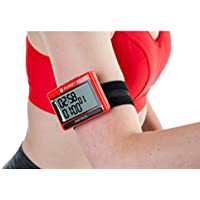 Pure 2Improve Interval Training Timer Pure Interval Training Timer, Schwarz/Rot, 1, p2i100700