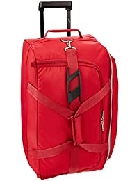 Skybags Cardiff Polyester 54 cms Red Travel Duffle (DFTCAR52RED)