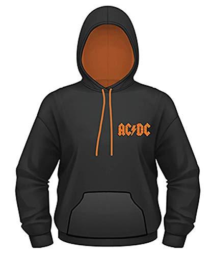 AC/DC - Let There Be Rock - Oficial Sudadera para Hombre - Negro, L