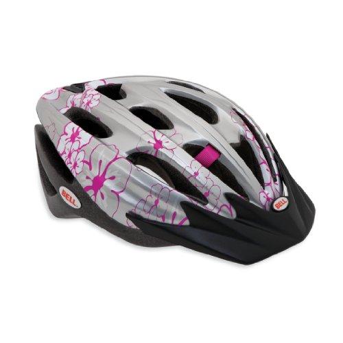 Bell Cognito/210019007 Casque de cyclisme Taille 50-57 cm Argent/Rose sash