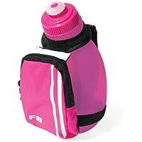 FuelBelt Sprint Palm Holder 10oz Pink